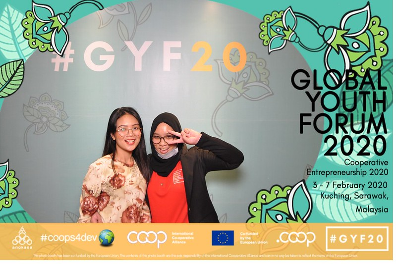 #GYF20 Photo Booth – Day 1