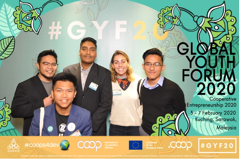 #GYF20 – Photo Booth – Day 3
