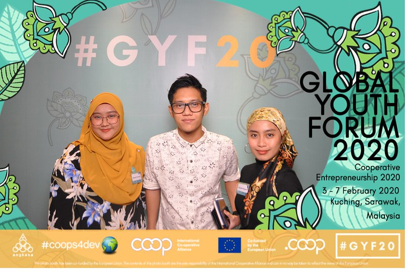 #GYF20 – Photo Booth – Day 4